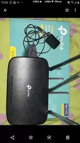 Router de 3 Antena