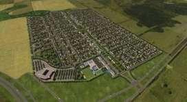 Vendo terreno lote Docta posesión inmediata 360 mtrs apto duplex