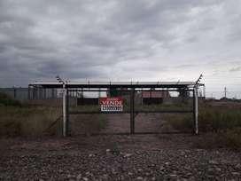 Galpón de 500 m2 (Terreno de 2500 m2) Parque Industrial Las Heras.