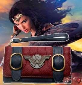 Billetera Mujer Maravilla por NAVIDAD