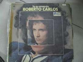 Vinilo de ROBERTO CARLOS