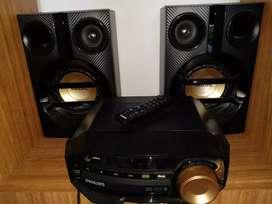 Equipo de música Philips fx10