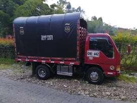 Transporte de carga y acarreos