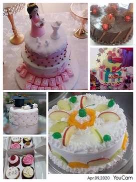 Tortas cupcakes bocaditos