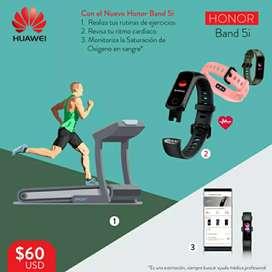 Reloj Huawei Honor Band 5i con Oxímetro