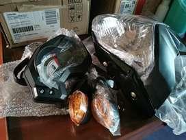 Mascaras Pulsar y Yamaha