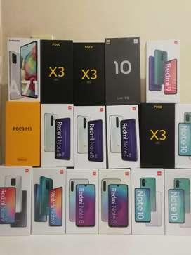 Vendo o Permuto Xiaomi Note 10 Nuevos Sellados