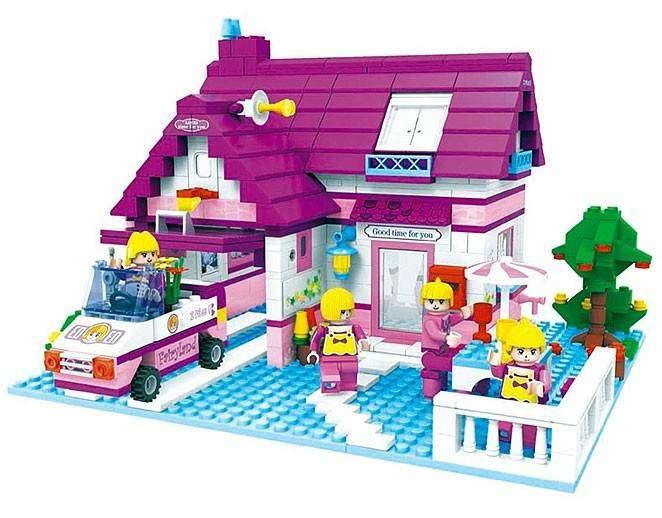 Juguetes para armar tipo Lego 0