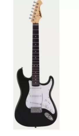 2 bajos y una guitarra