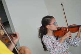 Clases de violin Online