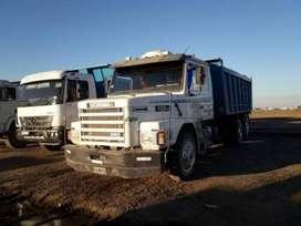 camion volcadora tattu scania