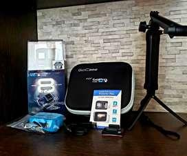 Gopro Hero 8 Black UHD 4K + Kit