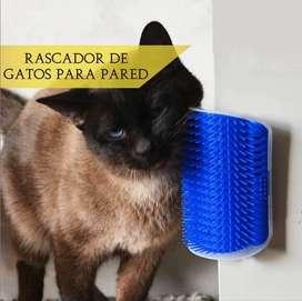 RASCADOR DE GATOS PARA PARED