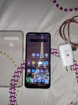 Se vende  celular Lg como nuevo 5 dias de uso