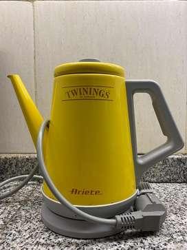 Pava/tetera electrica Ariete Twinings