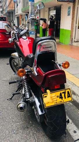 Moto vulcan 500 original