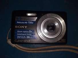 Cámara Digital Sony Cyber-shot W620 14.1 Mp 5 X Zoom Hd 720p