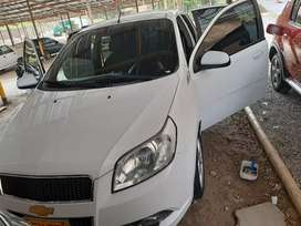Vendo Chevrolet Aveo GTI EMOTION Full versión 2012