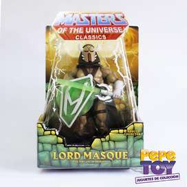 Masters of the Universe Classic Lord Masque