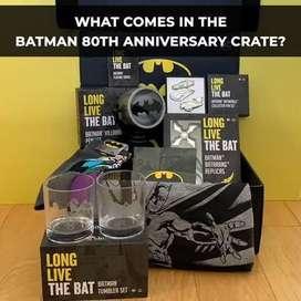 Caja LootCrate Batman