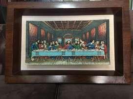 Se vende Cena y adornos de mesa