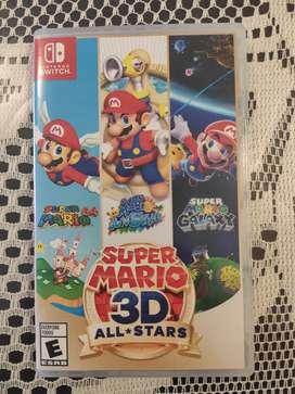 Super Mario 3D All Star a 150 soles