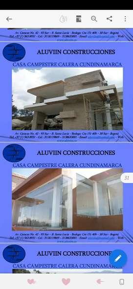 Casas Campestres y Construcciónes en General