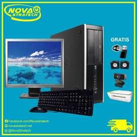 Computadora i3 3.10ghz Gratis Impresora, Web Cam, y Antena Wifi