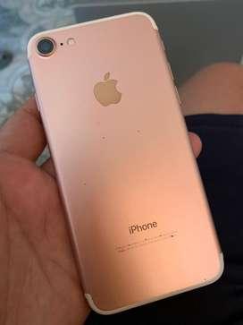IPhone 7 Rosado 128Gb LTE