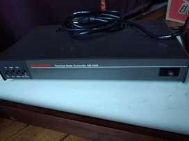 Lote Antiguo controlador de nodo HEATHKIT  HD- 4040 + 2 TNC STATUS  INDICTOR   HDA-404