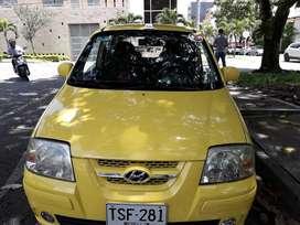 Hermoso taxi con A.A. Afiliado  a flota bernal