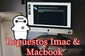 Imac macbook reparación soporte