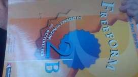LIbro de actividades FREEFORM 2 B STUDENT'S BOOK PLUS ACTIVITIES. Consultar precio