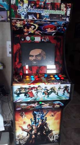 maquina multijuegos the king of fighters