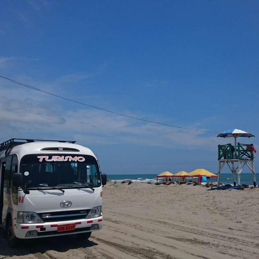Alquiler de Bus Turistico
