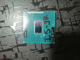 Vendo procesador core i5 3ra generación