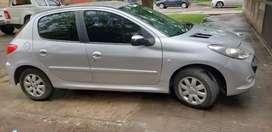 Peugeot 207 xs 1.9d compact mod 2010