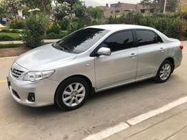 Toyota corolla 2011 automatico con 50 000 km de recorrido