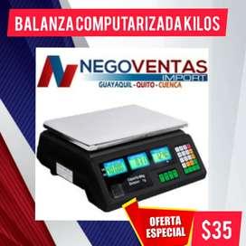 Balanzas computadora Kilos