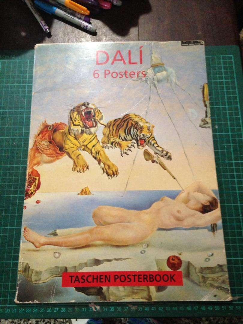Laminas de Salvador Dalí 0