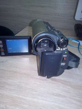 Vendo Filmadora Sony mod.DCR-HC38