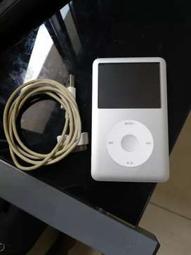 Ipod de 160gb con error