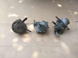 Bombas de nafta originales de época