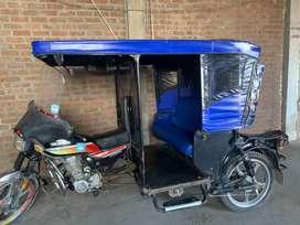 Ocasión se vende mototaxi