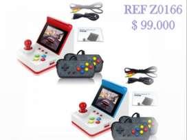 Mini Consola Portatil Juegos Retro Árcade Clásicos