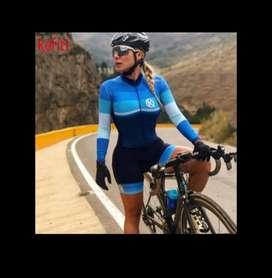 Uniformes kaffit ciclismo