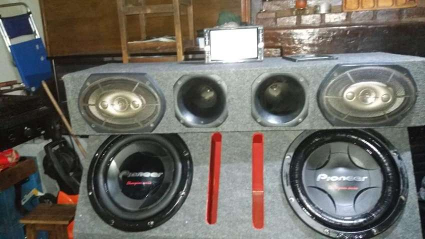 Vendo Equipo de Audio 0