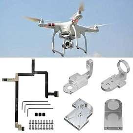 Reparación De Drone Dji Phantom 3. Calibración. Puesta A Pto