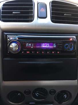 Radio kenwood usb