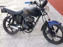 Moto zanella 125